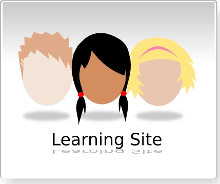Click here to log into the community learning site