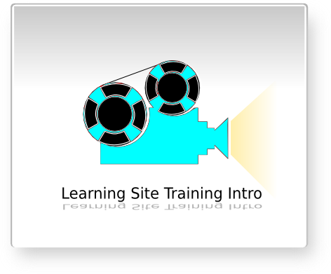 Learning site intro