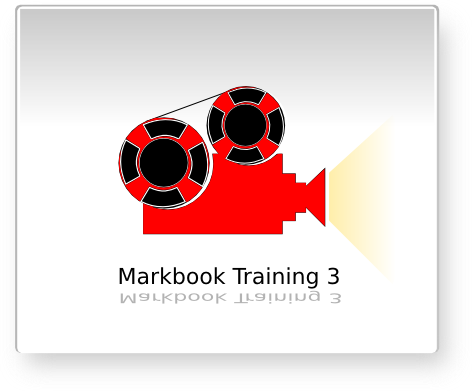 Mark book training 3